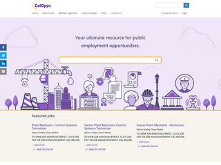calopps.org Screenshot