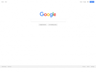 google.co.uk Screenshot