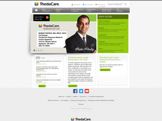 thedacare.org Screenshot